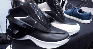 معرفی کفش هوشمند Zhor-Tech با لایهی تطبیق پذیر و گرمکن اتوماتیک