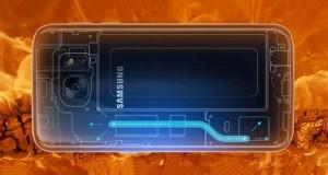 سامسونگ، لوله خنک کننده گلکسی اس 8 را مشابه اس 7 خواهد ساخت