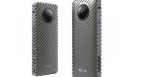 امکان پخش زنده به صورت ۲۴ ساعته با دوربین 360 درجه Ricoh R