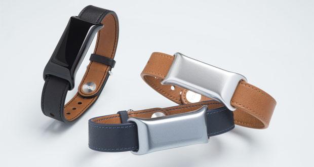 دستبند Moveband BT بیشتر به یک وسیلهی تزیینی شبیه است تا یک ردیاب حرکات ورزشی!
