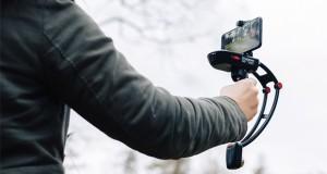 پایه Steadicam Volt کمک میکند عکاسی با موبایل را به صورت حرفهای انجام دهید
