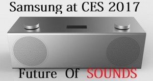 محصولات صوتی و تصویری 2017 سامسونگ