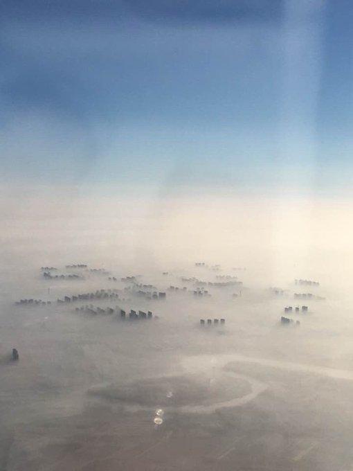 آلودگی هوای پکن