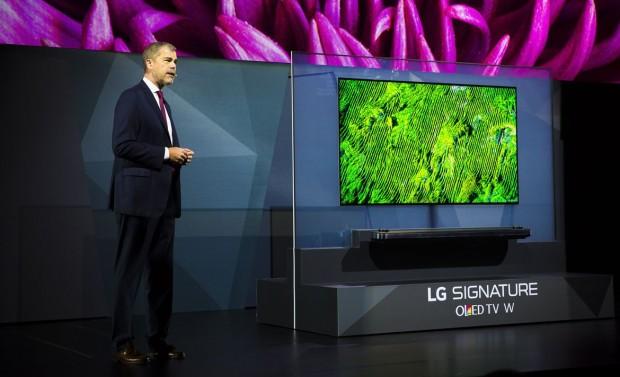 تلویزیون های جدید ال جی