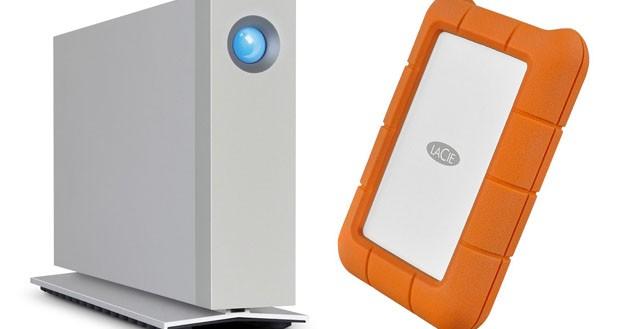 مدل های جدید هاردهای لسی از پورت USB-C پشتیبانی میکنند