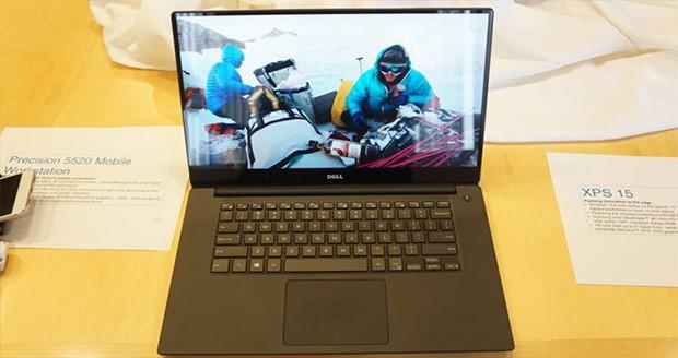 نسخه به روزشده شده لپ تاپ XPS 15 دل