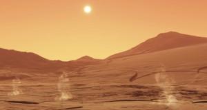 میکروب ها در مریخ