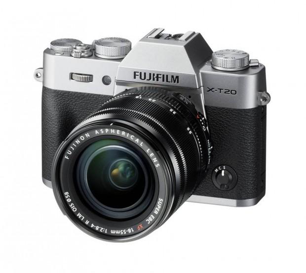 معرفی دوربین Fujifilm X-T20 ؛ مدل جدید بدون آینهی فوجی فیلم