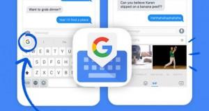 کیبورد گوگل (Gboard)