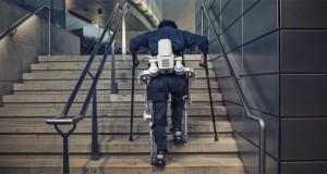 ربات پوشیدنی و اسکوتر برقی هیوندای