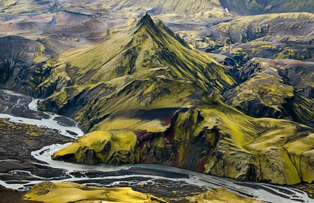 تصویر شگفت انگیز کشور ایسلند