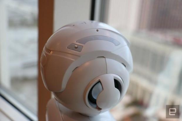 قدرتنمایی آمازون الکسا در ربات لینکس