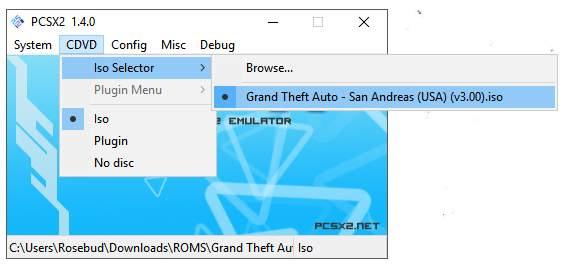 اجرای بازی های پلی استیشن 2 در کامپیوتر