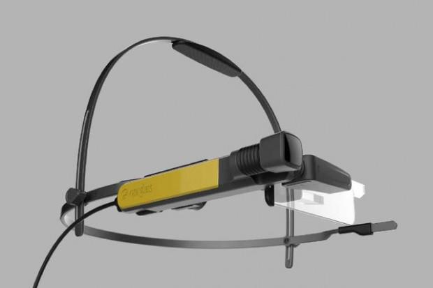عینک هوشمند لنوو C200