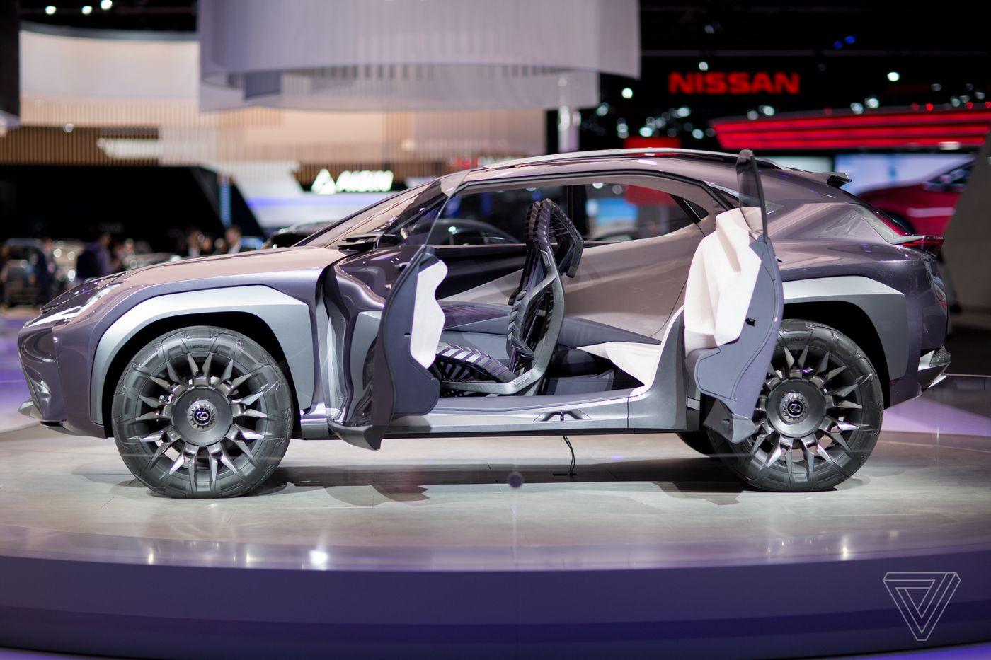 نمایشگاه خودرو دیترویت 2017