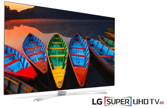 تلویزیون های 4K جدید ال جی