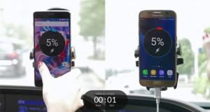 تست سرعت شارژ وان پلاس 3T در مقابل گوگل پیکسل ایکس ال