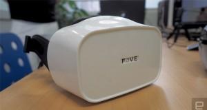 آغاز فروش هدست واقعیت مجازی Fove با قابلیت دنبال کردن حرکات چشم