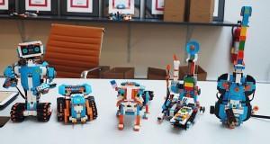 اسباب بازی های رباتیک لگو