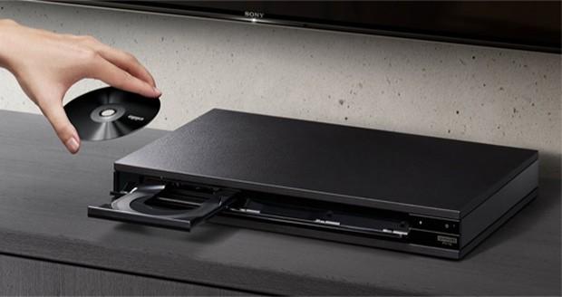 پخش کننده بلوری 4K Ultra HD سونی