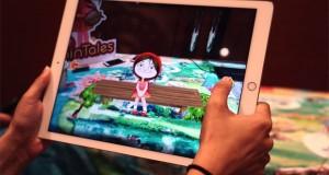 قالیچه Tilt برای کودکان داستانهای مبتنی بر واقعیت مجازی تعریف میکند