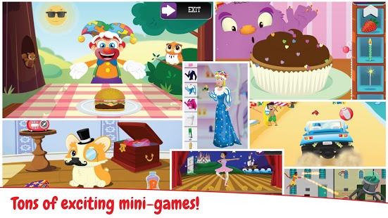 دانلود بهترین برنامه ها و بازی های اندروید و آی او اس برای کودکان