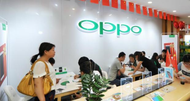 بازار تلفن همراه چین در تصاحب اوپو و هواوی قرار گرفت