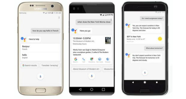 سرویس گوگل اسیستنت به زودی به همه دیوایسهای اندرویدی میآید