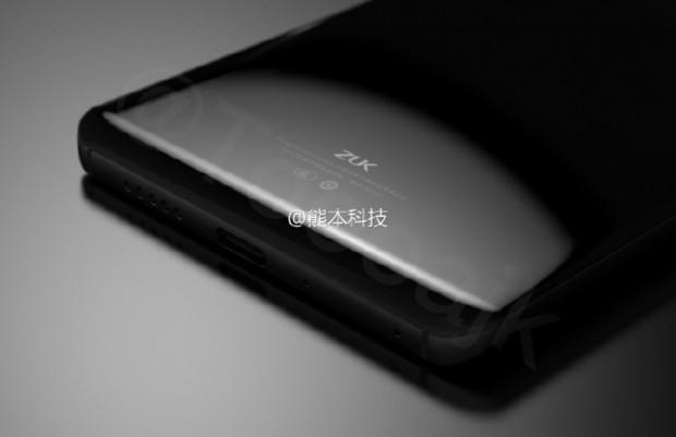 تصاویری از مدل ویژه گوشی ZUK Edge II منتشر شد
