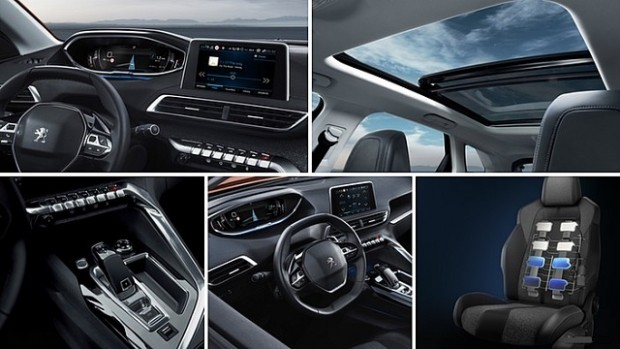 نسل جدید خودرو شاسی بلند پژو 3008