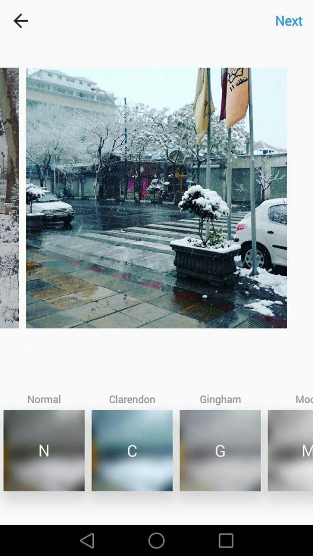 آموزش ارسال چندین عکس و ویدئو در یک پست اینستاگرام - افزایش فالوور اینستاگرام