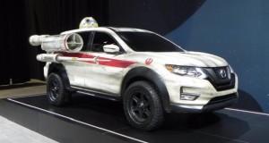 نمایشگاه خودرو شیکاگو 2017