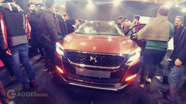 معرفی خودرو DS6 در ایران