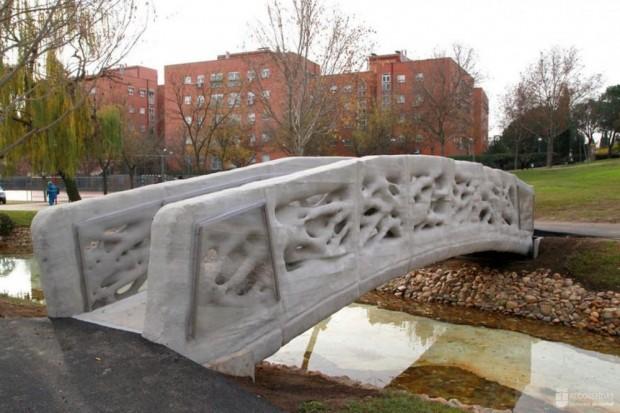 اولین پل چاپی جهان