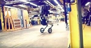 ویدیوی لو رفته از ربات هندل ترسناک و فوق پیشرفتهی بوستون داینامیکس