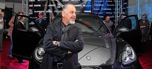 طراحان ایرانی خودرو