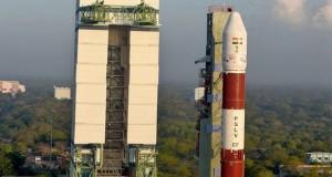 رها سازی 104 ماهواره توسط راکت هندی