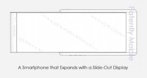 ترکیب نمایشگرهای قابل گسترش و گوشی های تاشو در آخرین پتنت سامسونگ