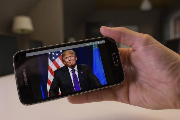 تشکر توییتری دونالد ترامپ از سامسونگ برای افتتاح کارخانه در خاک آمریکا!