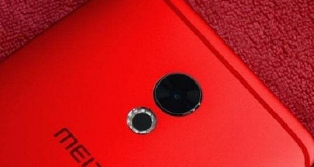 نسخه قرمز میزو پرو 6 پلاس