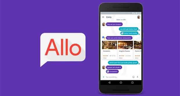 استفاده از گوگل Allo بر روی دسکتاپ به زودی امکانپذیر خواهد شد