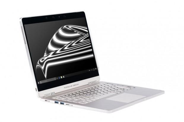 مدل جدید لپ تاپ پورشه دیزاین شبیه به سرفیس بوکی است که قابلیت چرخش 360 درجه دارد!