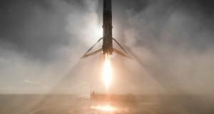 راکت فضایی فالکون 9