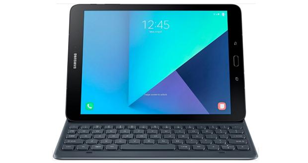 تصویر جدیدی از تبلت گلکسی تب اس 3 همراه با قلم هوشمند و سیستم صوتی AKG منتشر شد