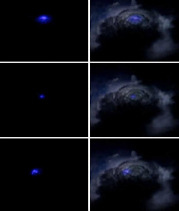 صاعقه های جت آبی چگونه در فضا شکل میگیرند؟