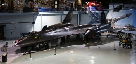 هواپیمای جنگی SR-71 Blackbird