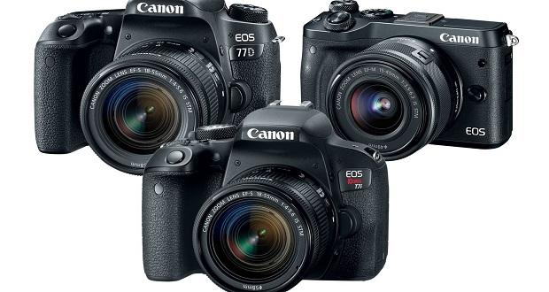دوربین های جدید کانن