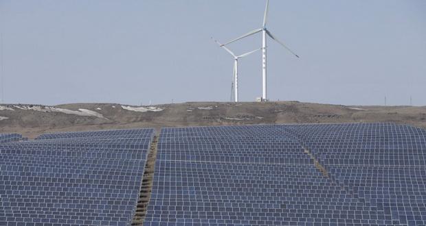 بزرگترین تولیدکننده انرژی خورشیدی