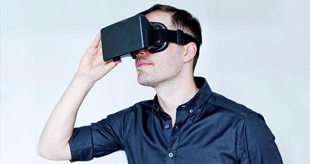 نمایشگرهای واقعیت مجازی