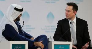 قرارداد تسلا و امارات